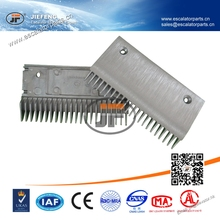 SMR313609 Escalator Aluminum Comb Finger Middle Center 22 Teeth 313609 Escalator Comb Plate