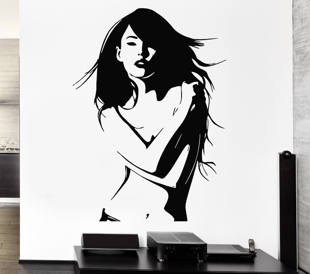 Naked Women Decals 71