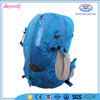 high quality blue breathable hydration bag with bladder bag
