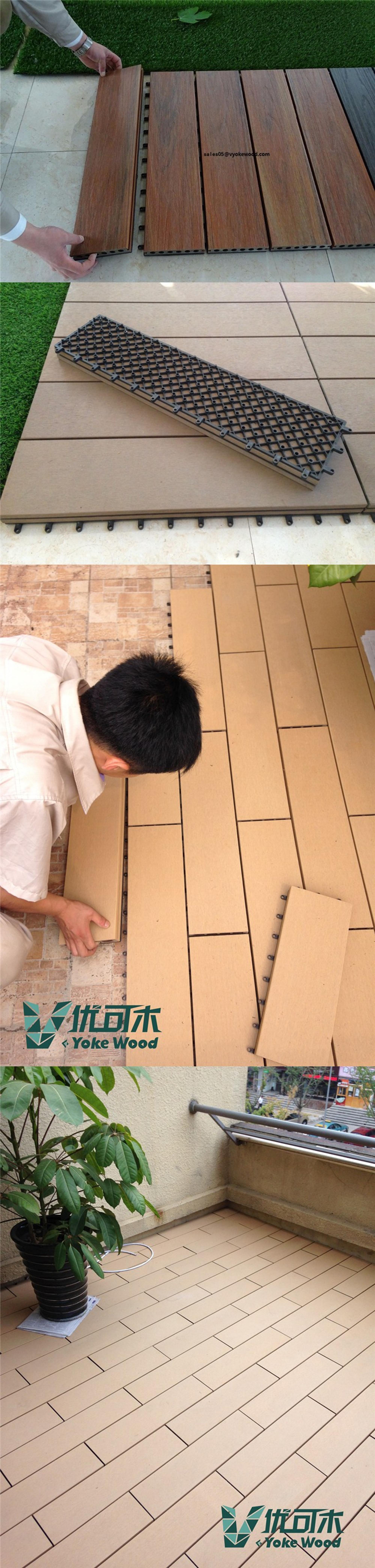 Revetement Pour Sol Exterieur pwc revêtement de sol extérieur carrelage extérieur revêtement de sol  extérieur carrelage extérieur imbriqué - buy carreaux de terrasse À