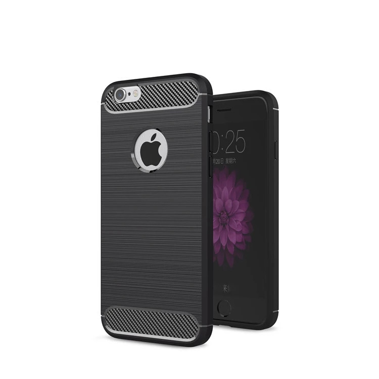Top selling soft tpu cell phone case for iPhone 6 6s plus cover фото