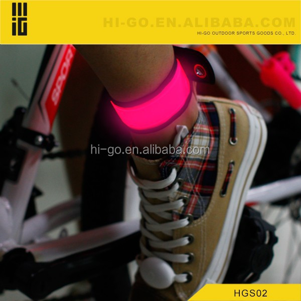 top telling running flashing led ankle bands
