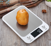 Digital Kitchen Food Scale 10kg Electronic Platform Weighing Scale