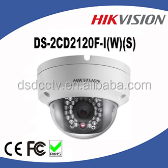 Newest 2MP Hikvision H.264 ip camera DS-2CD2120F-I(W)(S)