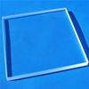 HM High Quality Heat Resistant Transparent Glass Plate uv Quartz