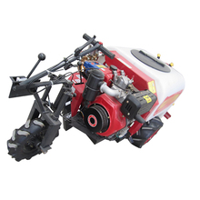 Cinese macchine agiculutre Mini tipo crawler orchard air blast <span class=keywords><strong>spruzzatore</strong></span> di potere