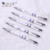 China Advertising Promotional Cap Off Pen Blue And White Porcelain Pen With Custom Logo