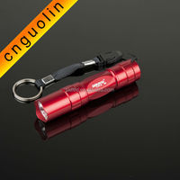 new product high quality for promotion aluminium mini led police 3W flashlight
