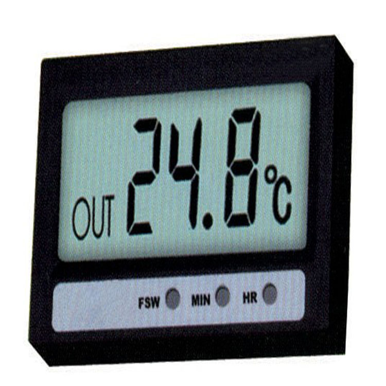 Measurement & Analysis Instruments Tools -50 ~ 110c Digital Led Thermometer Dc 12v Car Temperature Monitor Panel Meter Firm In Structure