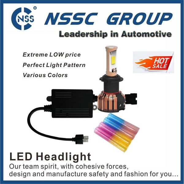 2016 New Product,Led Car Headlight,H1 H4 H7 H11 C Ree Led ...