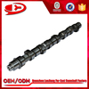 China camshaft manufacture Auto Engine Parts 4HF1 camshaft prices for Isuzu Truck and Pickup