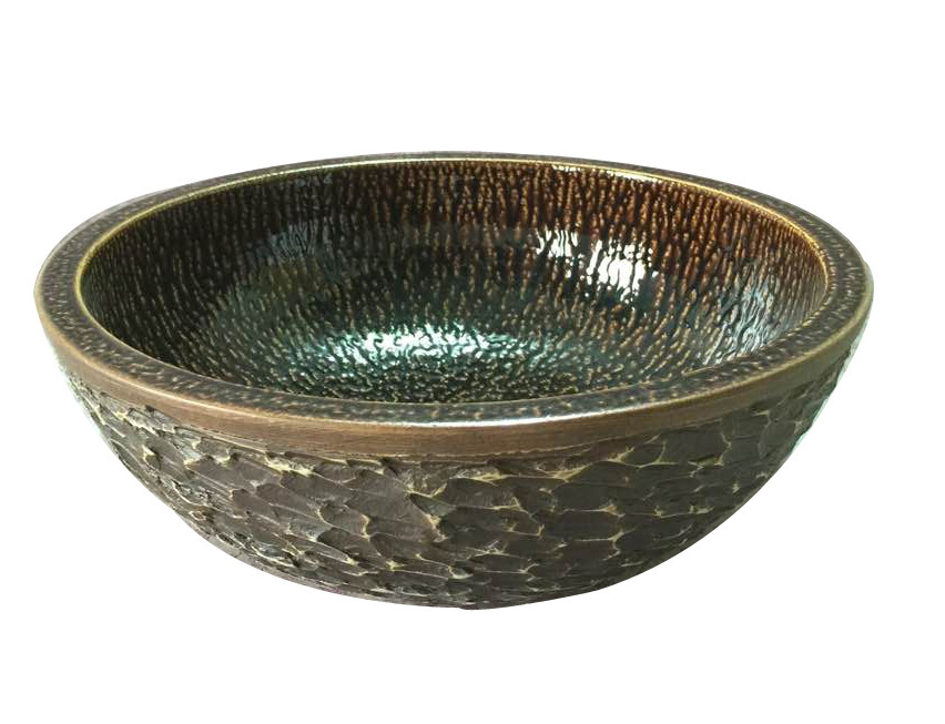 Factory outlets] Jingdezhen Ceramic Art table washbasin bowl Rohan said Jay bathroom vanity 009