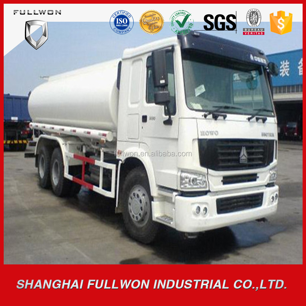 Big discount Chinese truck water tank