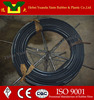 China gold factory high pressure wire braided hose rubber