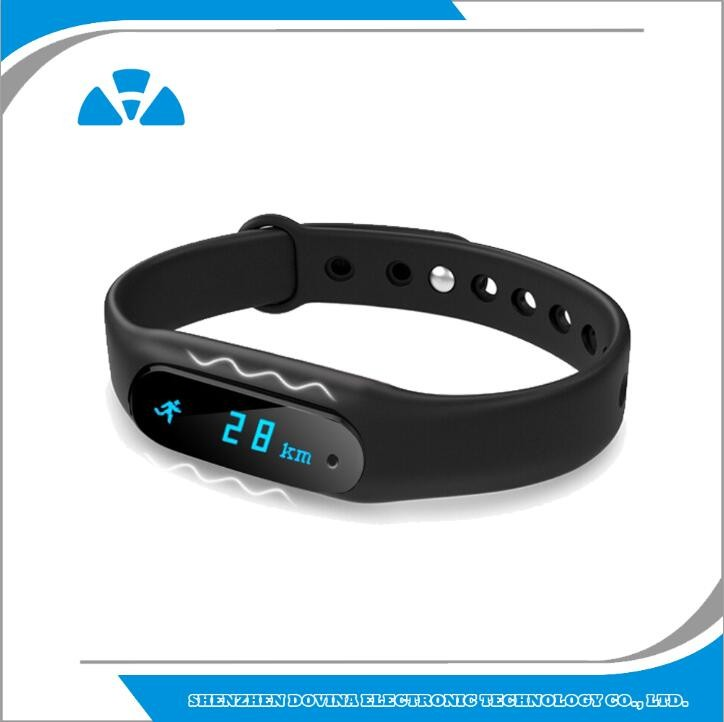 Fashion Sport Accessory Best Fitness Tracking Watch Wristband E06