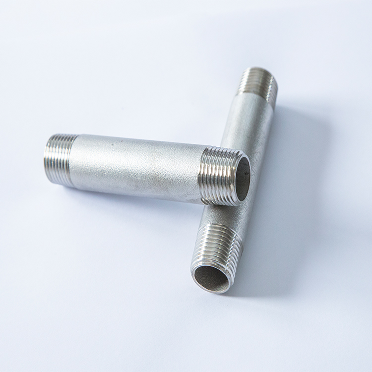 Stainless Steel Thread NPT Concentric Swage Nipple