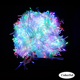 Tanbaby 100M 600 led String light AC220V colorful White christmas Holiday fairy Party Wedding outdoor decoration lighting