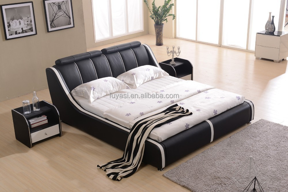 acheter un lit king size maison design. Black Bedroom Furniture Sets. Home Design Ideas