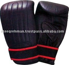 GAF KARATE MITTS, GLOVES, WKF & EKF Approved, RED or BLUE, 3 x sizes: S, M or L