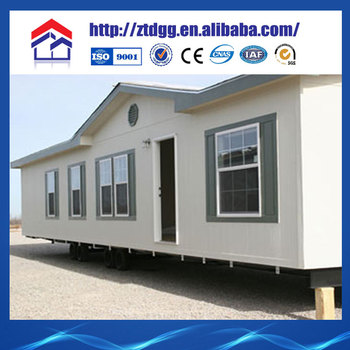 Mini Modern House Kits Sip Panels From China Manufacturer