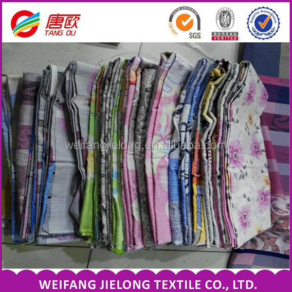 100% cotton fabric for bed sheet printed fabric in pigment printing textile cotton fabric market 100% cotton printed bedsheet