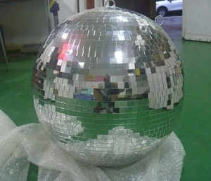 10cm 20cm 30cm 40cm 50cm 60cm red blue green colored or chrome disco lights mirror ball
