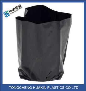 Hot Sale Potato Grow Bags Poly Plant Bags Black Growing