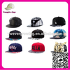 Latest Design Manufacturer Flat Brim Hip Hop Cap 3D Embroidery Wholesale Custom Made Snapback Caps