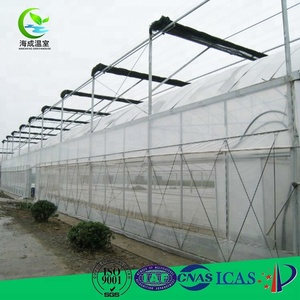 Factory sale agricultural equipment 200 micron greenhouse film green house net