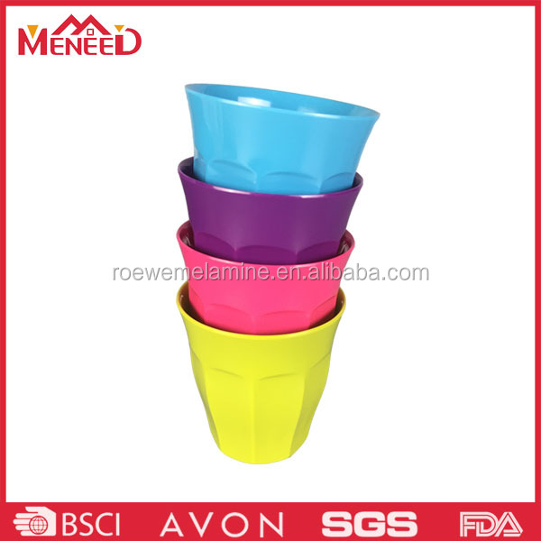 BSCI & AVON audit pass eco-friendly unbreakable plastic cups
