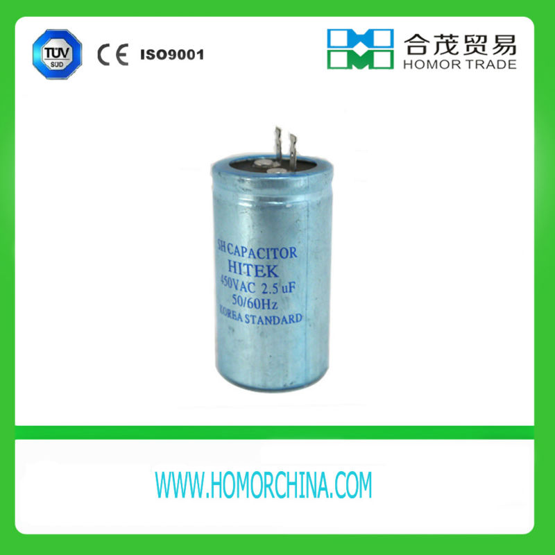 Electric rubycon electrolytic capacitor