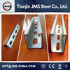 C Lipped Channel /Cold Formed Galvanized U Channel Steel