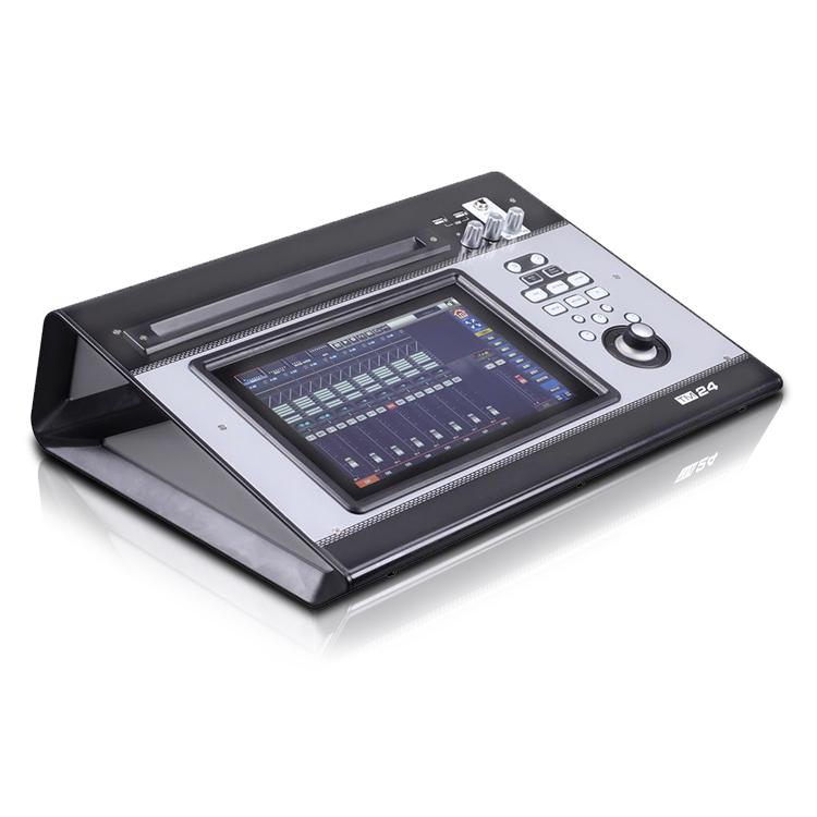 TM24 Touch ผสม 24 ช่อง Audio Mixer Digital Mixer คอนโซลผสม