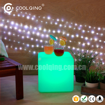 Led Cube Furniture,led Cube Used In Garden Manufacturer Light Cube Furniture