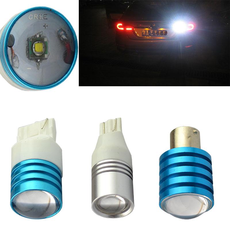 2 шт. Refires лампа из светодиодов обратное лёгкие супер яркость лампа 1156 t20 t15 p21w w21w s25
