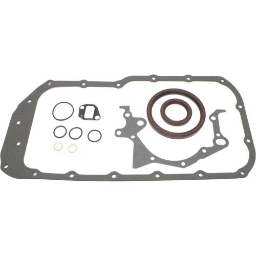 Evan-Fischer EVA1238151515 Lower Engine Gasket Set for Tracker/Vitara 99-03/Aerio 02-03/Sx4 07-09 Set 4 Cyl 2.0L DOHC 16 Valves
