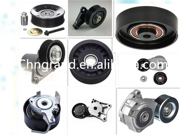 For Hyundai Car Engine Belt Tensioner Pulley Bearing Md 050125 ...