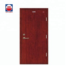 Low Price Exterior MDF Wood Fire Rated Doors