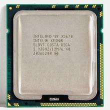 Original Processor X5670 Six Core 2.93GHz LGA 1366 TDP 95W 12MB Cache Desktop CPU warranty 1 year
