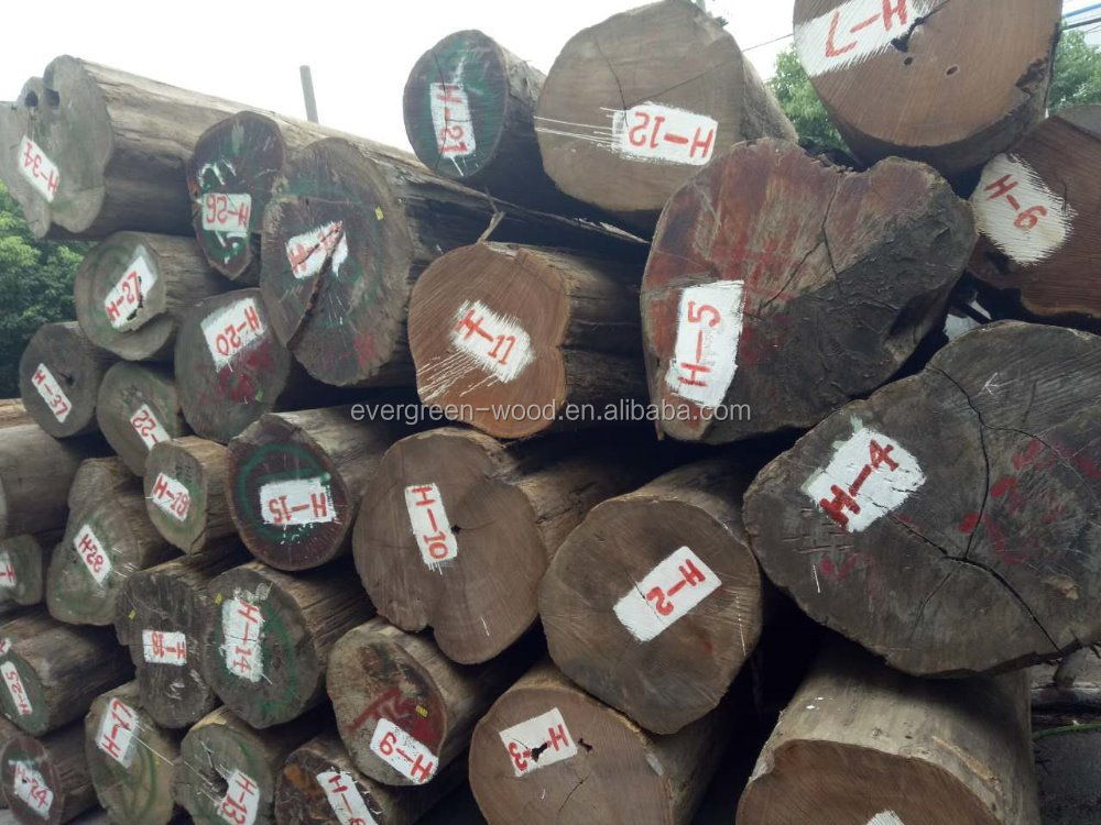 teak round wood logs natural teak wood burma teak
