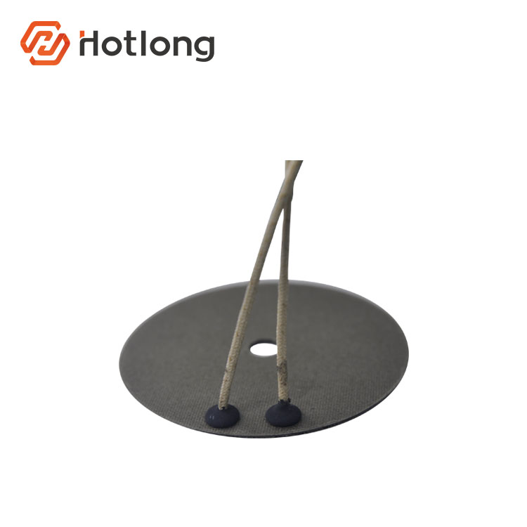 high power density high temperature mica plate heater 500C