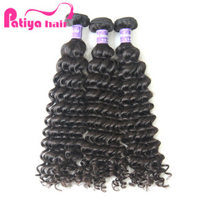 Remy 8-40 Inch Full Cuticle Clip In human Hair Extension,Cheap Virgin Deep Wave Human Hair Malaysian Wonderful Wave