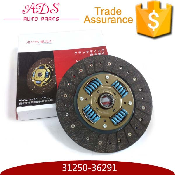FOR TOYOTA HIACE/4Y CLUTCH DISC OEM:31250-36291