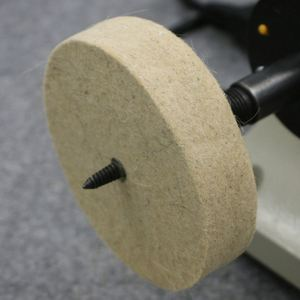 Hottest cheap hot sale rubber polishing wheel