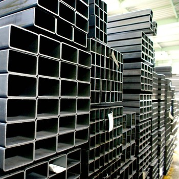iso square steel pipe!welded black steel pipe weight per meter!MS tube,pipes
