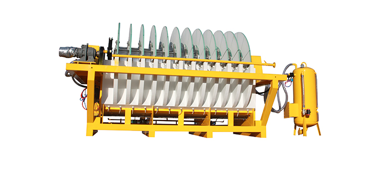 Energy Saving Filter Press for Sludge Dewatering