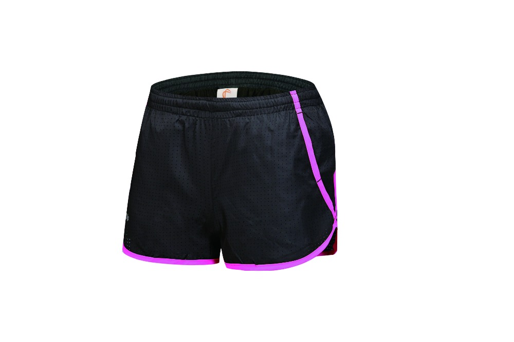OEM Custom Activewear Women Walking Running Sport Shorts