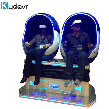 2018 new design water cooling 9d vr virtual reality egg cinema machine