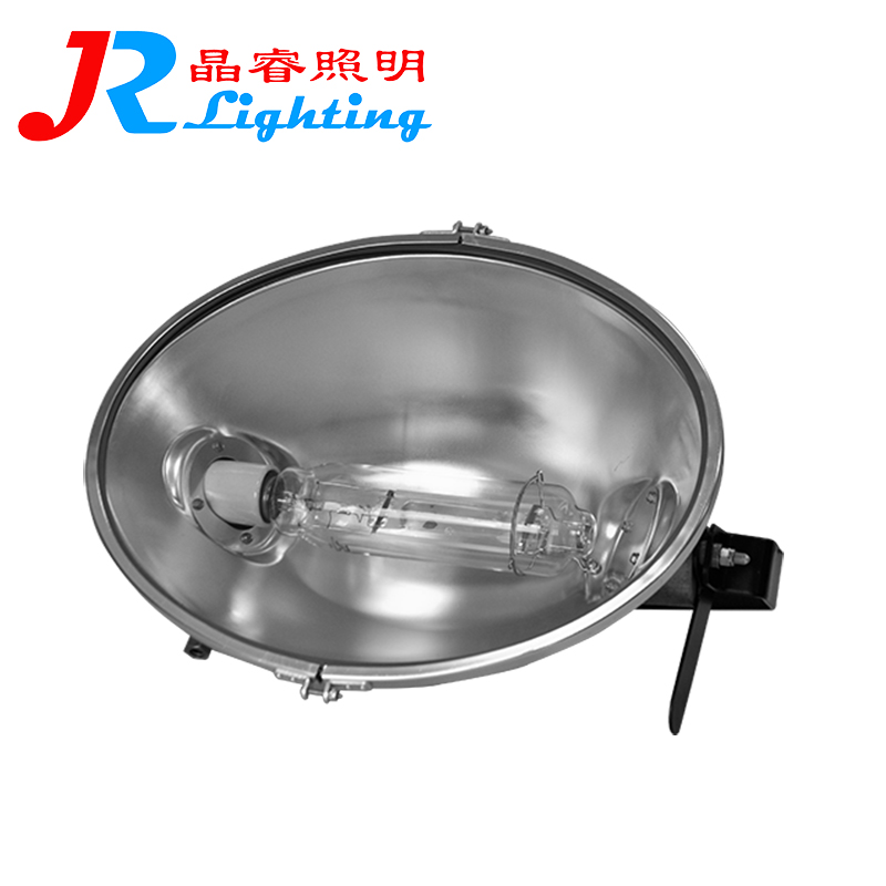 Aluminum Alloy 1000w metal halide floodlight oval fixture for light tower