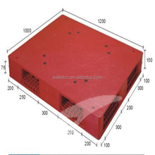 1200*1000*150mm Primary Shaping Doubled Faced Euro Heavy Duty Plastic Pallet